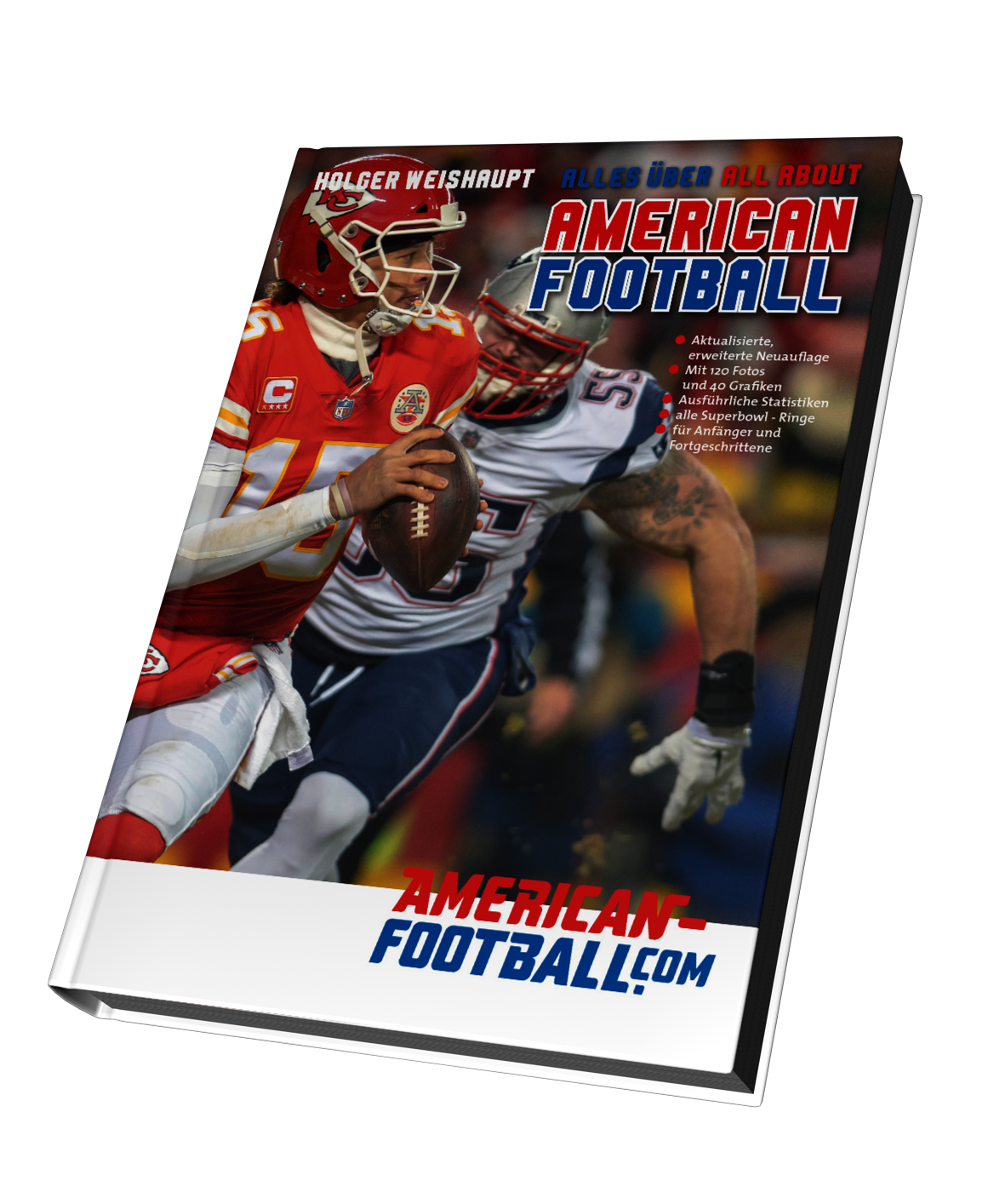 All about American Football Buch