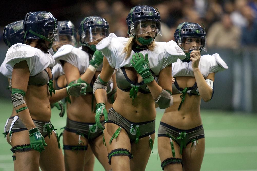 2c4438698c Die harten Frauen aus der Legends Football League
