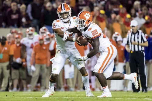 College: Clemson Tigers weiter makellos