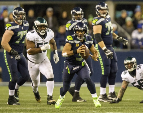 Seahawks stoppen Eagles