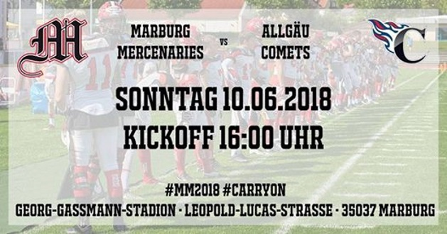"""Red Family Game Day"" in Marburg"