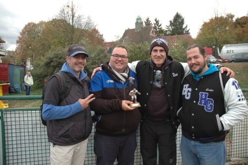 AFC Bad Homburg Sentinels – U13 gewinnt Halloween Bowl