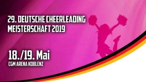 Deutsche Cheerleading Meisterschaft 2019 in Koblenz