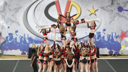 Deutsche Cheerleading Meisterschaft 2019