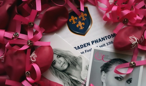 Pink Ribbon Gameday bei den Wiesbaden Phantoms
