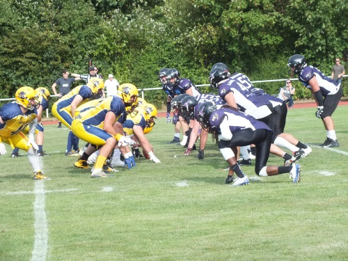 Fighting Pirates wollen sich bei Longhorns revanchieren