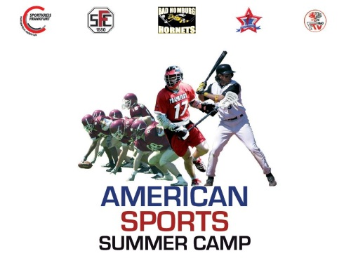 American Sports Camp in Frankfurt