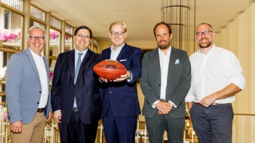 German Bowl bis 2024 in Commerzbank- Arena in Frankfurt
