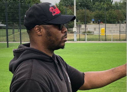 Tim Johnson, neuer Headcoach Düsseldorf Panther