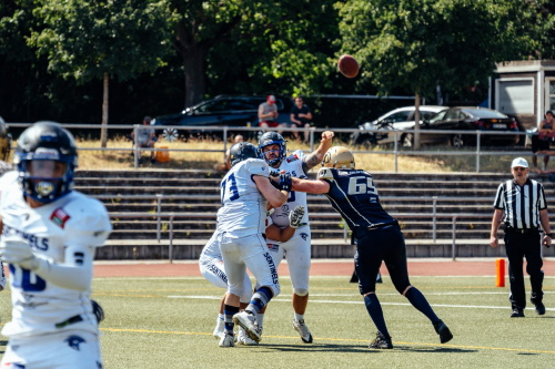 Bad Homburg Sentinels empfangen Mainz Golden Eagles
