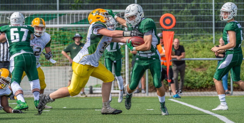 Unicorns U19 verpasst den Sprung in den Junior Bowl