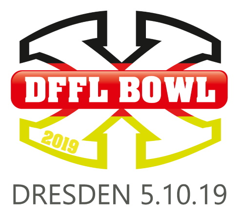 Finale der Deutschen Flag Football Liga (DFFL) in Dresden