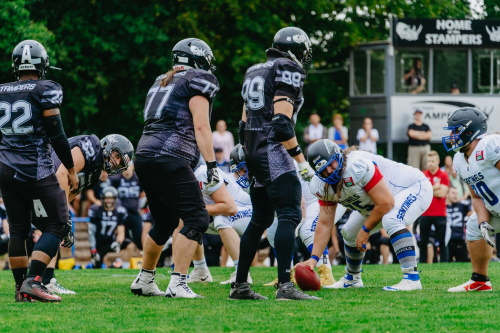 Bad Homburg Sentinels erwarten Trier Stampers