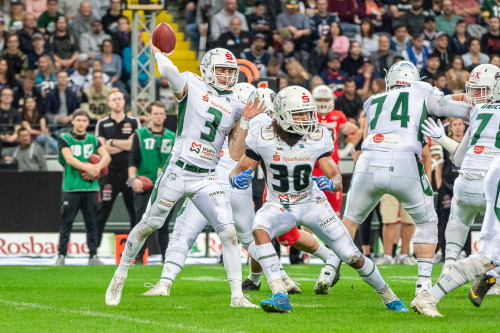 Defense-Schlacht im German Bowl XLI