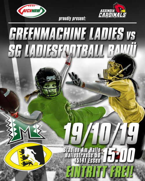 Neustart für die GreenMachine Ladies