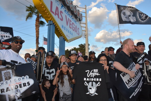 Football in Las Vegas – Umzug der Raiders