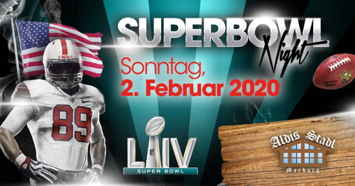 Mercenaries feiern Super Bowl Night im Stadl