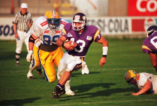 Vikings vs. Giants 1995
