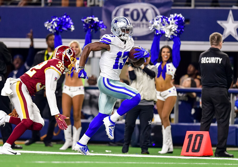 Michael Gallup, Dallas Cowboys