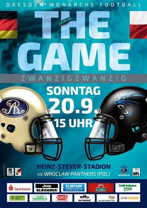 The Game, Dresden Monarchs gegen Wroclaw Panthers