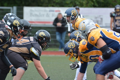 Wiesbaden Phantoms vs. Gießen Golden Dragons