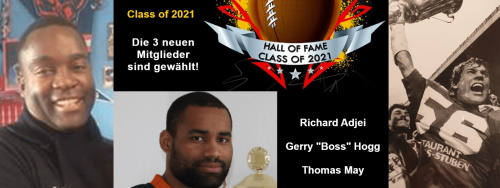 Fans Football Hall of Fame Class of 2021