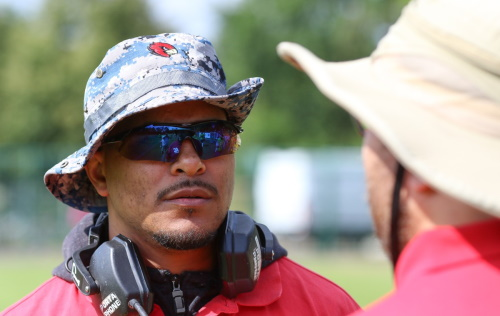 Donnie Avant wird Defense Back Coach der Assindia Cardinals