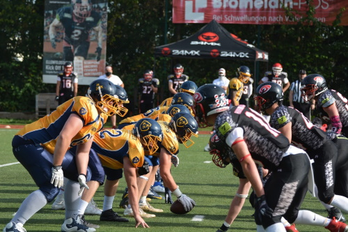 Wiesbaden Phantoms U19, GFL Juniors 2020 vs. Saarland Hurricanes