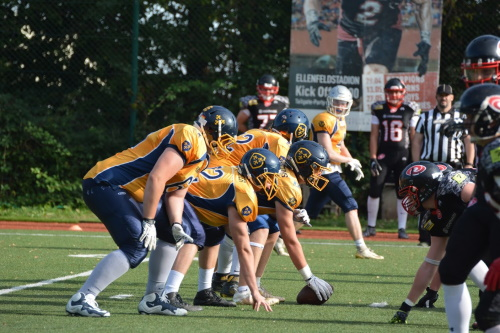 GFLJ Wiesbaden Phantoms vs. Saarland Hurricanes 2020