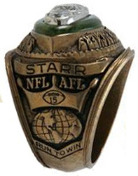 Superbowl II Sieger-Ring