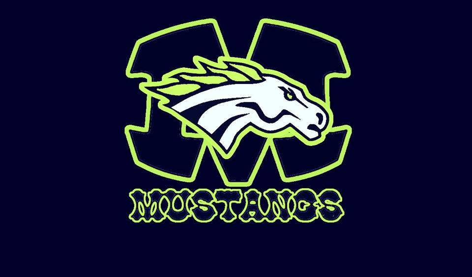 TG Maichingen Mustangs Logo