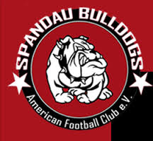 Spandau Bulldogs Flag Football Logo