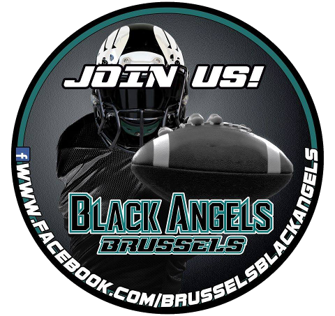 Brussels Black Angels Logo
