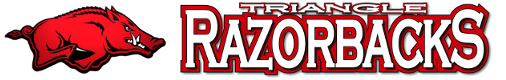 Triangle Razorbacks Logo