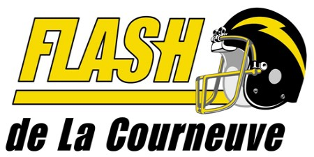 La Courneuve Flash Logo