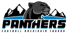 Thonon Black Panthers Logo