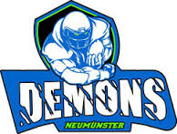 Neumünster Castle Demons Logo