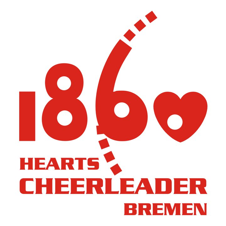Hearts Cheerleader